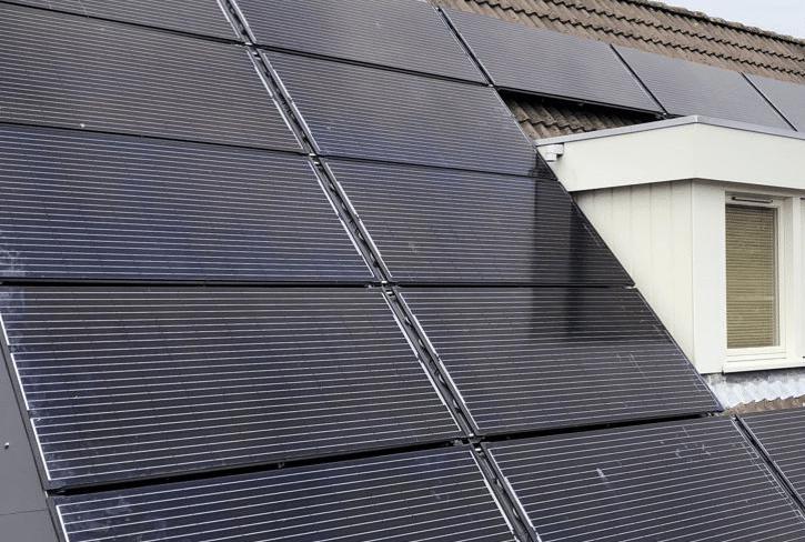Zonnepanelen van Tripel Solar